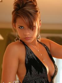 Ann Angel Classy Black Dress 07
