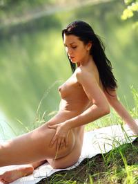 Macy Shows Off Her Juicy Flexible Body 08