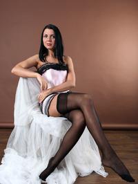 Macy In Her Black Stockings 01