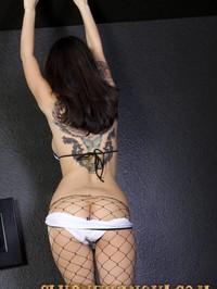 Beautiful Brunette Babe Nikki Nova 02