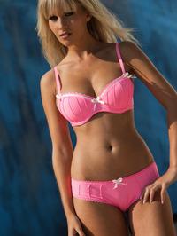 Cikita pink bikini 00