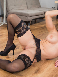 Hot Secretary Mea Melone Undressing In The Office 13