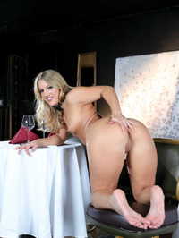 Giving Her A Big Tip 19