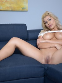 Briana Lee In White Top 09