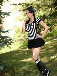 Bryci is a sexy referee 00