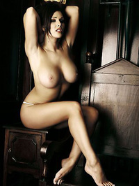 Lucy Pinder Nude And Non Nude 12