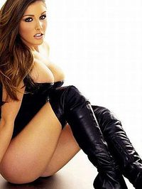 Lucy Pinder Nude And Non Nude 20
