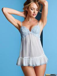 Hot Blond Celeb Candice Swanepoel 13