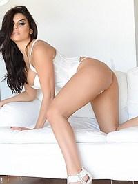 Charlotte Springer Cradles Plush Boobs 09