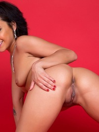 Mia Austin Posing Naked 12