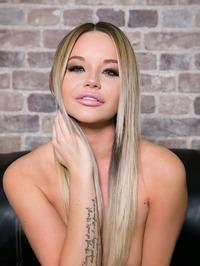 Busty Blonde MILF Rachele Richey Plays With Dildo 05