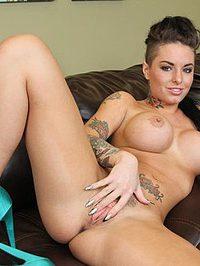 Christy Mack Extreme Masturbation 01