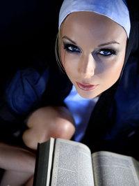 Hot Busty Nun Kayden Kross 00