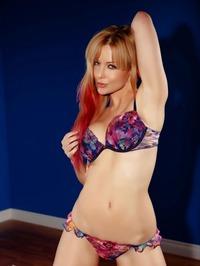 Kayden Kross Strips Off Sexy Bra And Panties 00