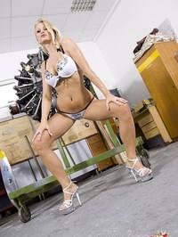 Nikita Valentin Stripping 14
