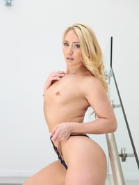 Hot Blonde Shows Her Great Ass 06