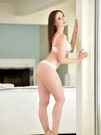 Busty Mature Babe Chanel Preston Stripping 01