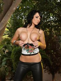 Destiny Dixon Strips Out Of Her Black Pants 05