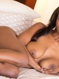 Jezebel Vessir Gets Naked In Bed 13