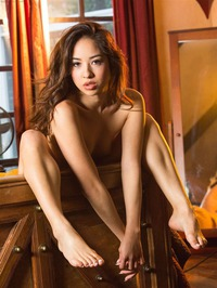 Mila Jade Strips Naked 06