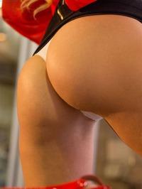 Natalia Starr Strips And Masturbates At Work 11