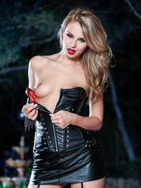 Jillian Janson In Sexy Leather 03