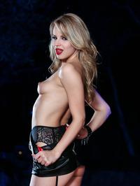 Jillian Janson In Sexy Leather 07
