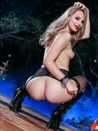 Jillian Janson In Sexy Leather 20