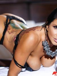 Tattooed Pornstar Romi Rain 05