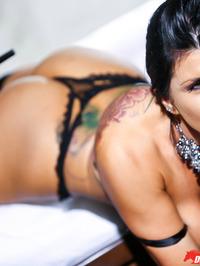 Tattooed Pornstar Romi Rain 07
