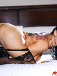 Tattooed Pornstar Romi Rain 17