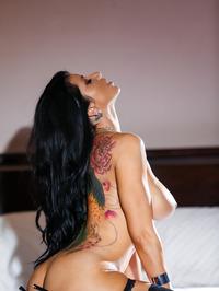 Tattooed Pornstar Romi Rain 18
