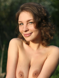 Galina A Naked Cyclist 07