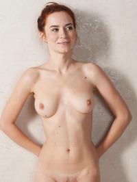 Naked Redhead Teen Kelly G 13