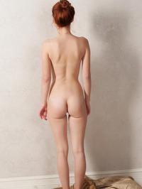 Naked Redhead Teen Kelly G 14