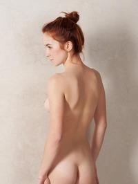 Naked Redhead Teen Kelly G 15