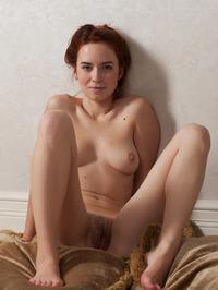 Naked Redhead Teen Kelly G 19