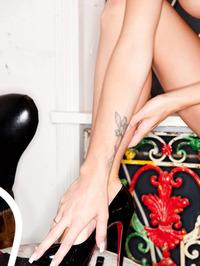 Gemma Hiles Shows Off Her Big Tits 18