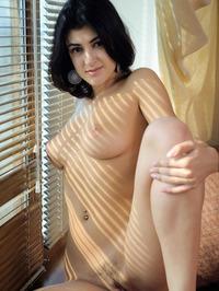 Naked Brunette Babe Zita B 04