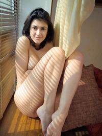 Naked Brunette Babe Zita B 13