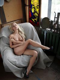 Erotic Blonde Adele 06