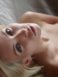 Erotic Blonde Adele 10