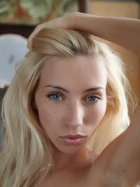 Erotic Blonde Adele 20