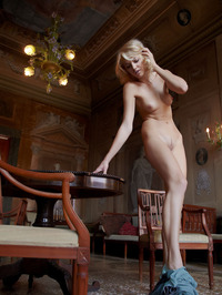 Erotic Blonde Lilly 17