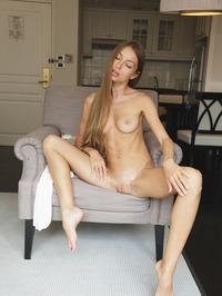 Leila Mazz Stripping And Spreadding 14