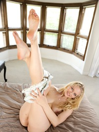 Blonde Teen Alli Rae 07