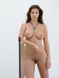 Frisky Brunette Connie Carter 04