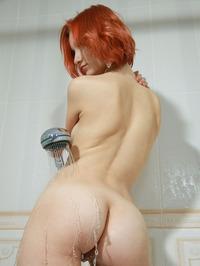 Redhead Teen Anastasia 16