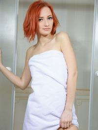 Redhead Teen Anastasia 20