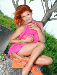 Dina P Naked Hot Body 07